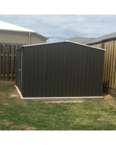 Garden Sheds 3m X 3m highlander garden shed double door 3m x 292m colorbond classic