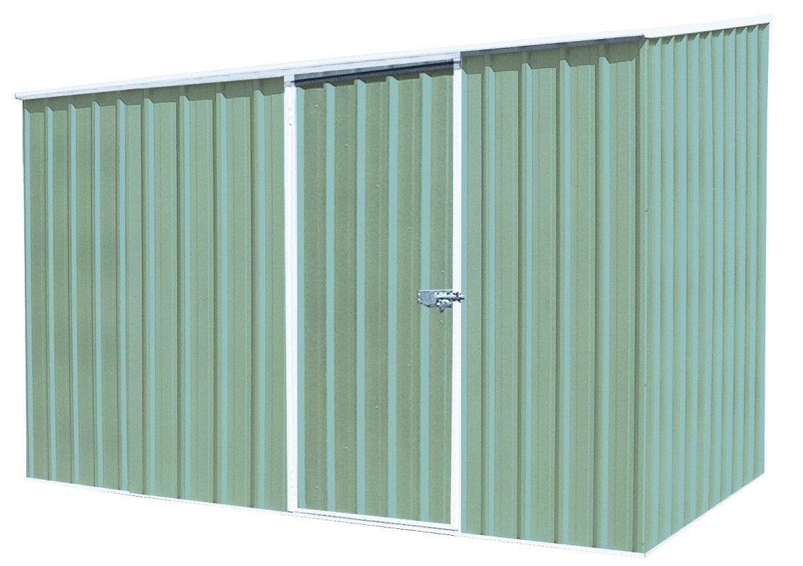 Absco Spacesaver Garden Shed Pale Eucalypt