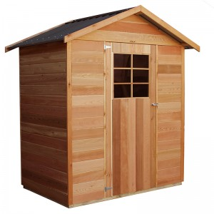 Timber Cedar Shed - Richmond - 1.93 x 1.24