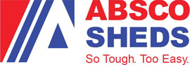 Absco Sheds - so tough, too easy